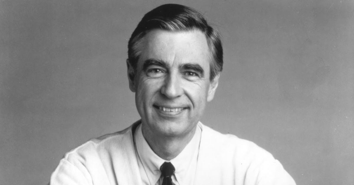 A Beautiful Day In The Neighborhood Why Emulating Fred Rogers Is So Compelling Today
