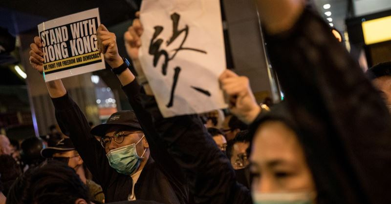 'Your Family Will Die': Hong Kong Christian Protestors Receive Threatening Messages