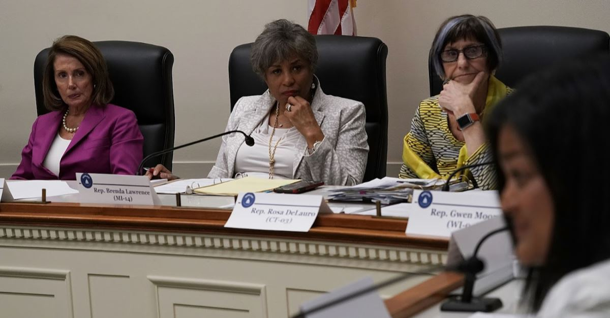 Democrat Representative Says She Doesn't 'See the Value' in Moving Forward with Impeachment Proceedings
