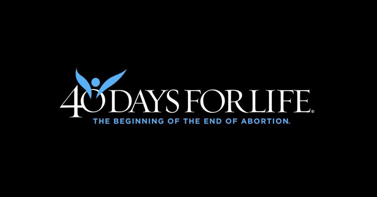 5 Abortion Workers Quit, 738 Unborn Babies Saved during 40 Days for Life