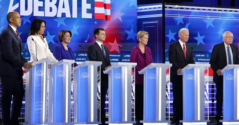 2020 Democratic Presidential Candidates Are More Radically Pro-Abortion than Ever before, NYT Says