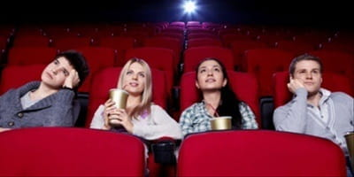 Mindless Entertainment at the Movies