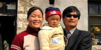 Blind Activist Chen Guangcheng Gives First Interview Since Arriving in U.S.