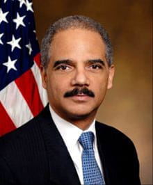Eric Holder's Dubious Honor