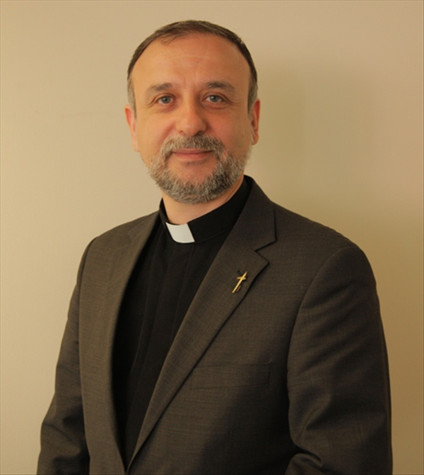 Father Nadim Nassar, Syria