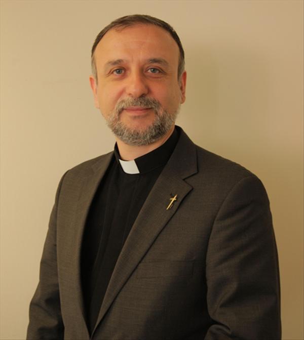 Father Nadim Nassar, Syria