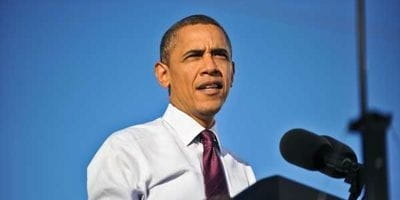 Obama Props Up Calls to End Prop 8