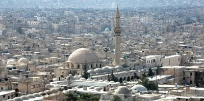 Christian Areas of Aleppo Invaded by Syrian Opposition Forces