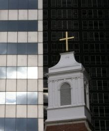 New York City's Churches Marshal Sandy Relief Efforts