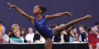 Olympian Gabby Douglas Talks 'Grace, Gold & Glory'
