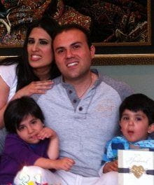 Pastor Saeed's Wife Pleads With Human Rights Council