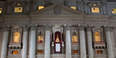 Bergoglio: A Pope of Paradox for a Church in Transition