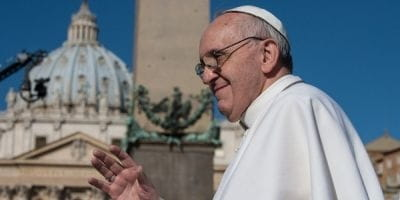 Pope Francis Says the 'Nones' Can Be Allies for the Church