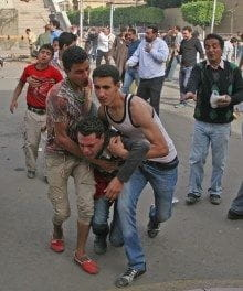 Christian Killed in Attack on Coptic Mourners in Egypt