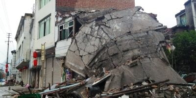 Immediate Needs Addressed as Earthquake Relief Efforts Continue in China