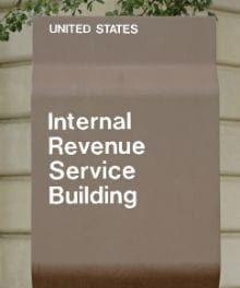 IRS Scrutiny Goes Beyond Tea Party
