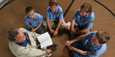 Church-Based Scouting Alternatives Attract Interest