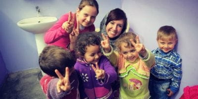 Children of Syria: My Experience Visiting Refugee Children in Reyhanli