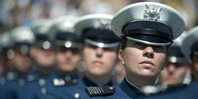 Air Force Academy Drops 'So Help Me God' From Honor Oath