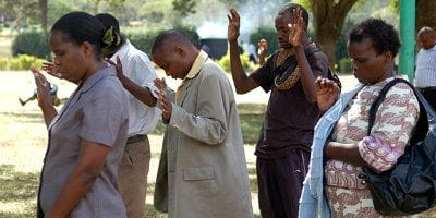 Pentecostal Pastors in Africa Push Prayer, Not Drugs, for People with HIV