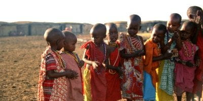 "Children Considered ""Undesirable"" in Kenya"