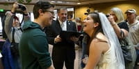 Same-Sex Couples Shatter Marriage Records in Utah