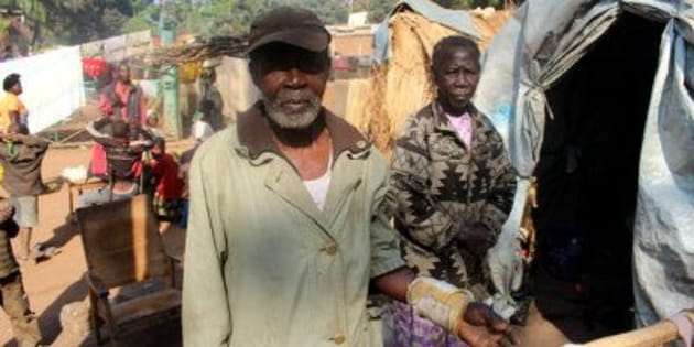 War-Torn Churches Shelter Muslims in Central African Republic