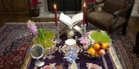 Iranian-Americans Celebrate the Coming of Spring with Festival of Fire Ritual