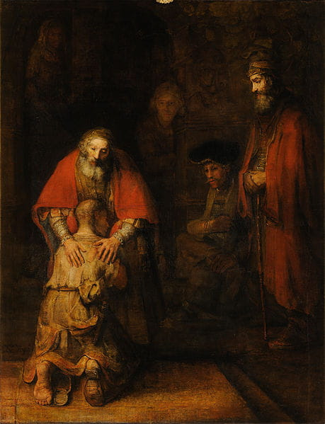 The Prodigal Son Parable - Bible Story Verses & Meaning