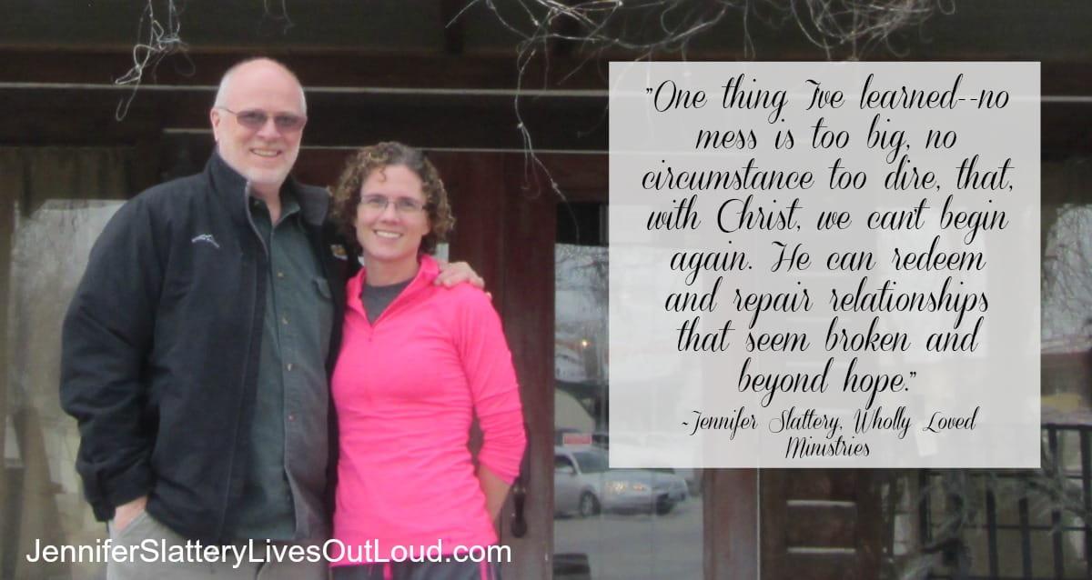 God Has the Power to Restore Broken Marriages - Jennifer Slattery