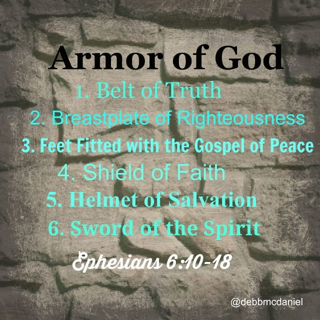 Examining the Armor of God