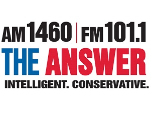AM 1460 & FM 101.1 The Answer