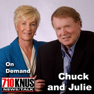 Chuck and Julie