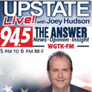 Upstate Live w/Joey Hudson
