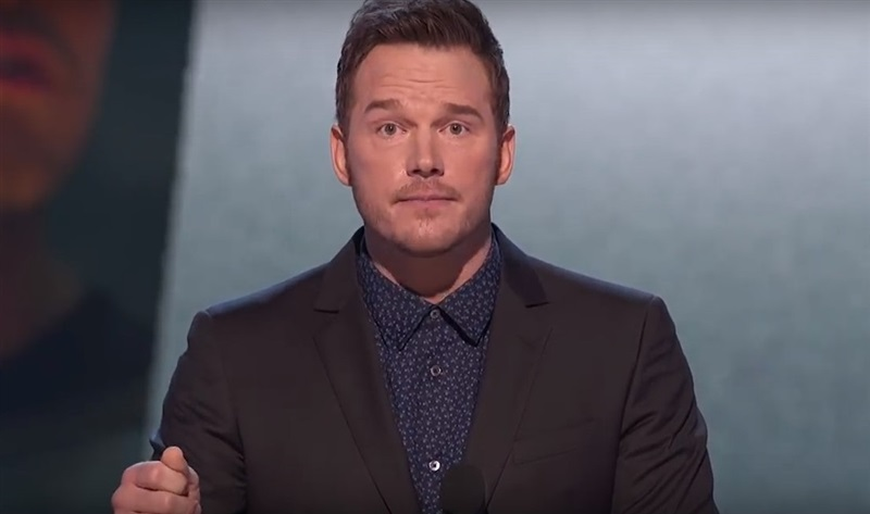 'God Loves You': Actor Chris Pratt Delivers Faith-Filled Speech At MTV Movie Awards