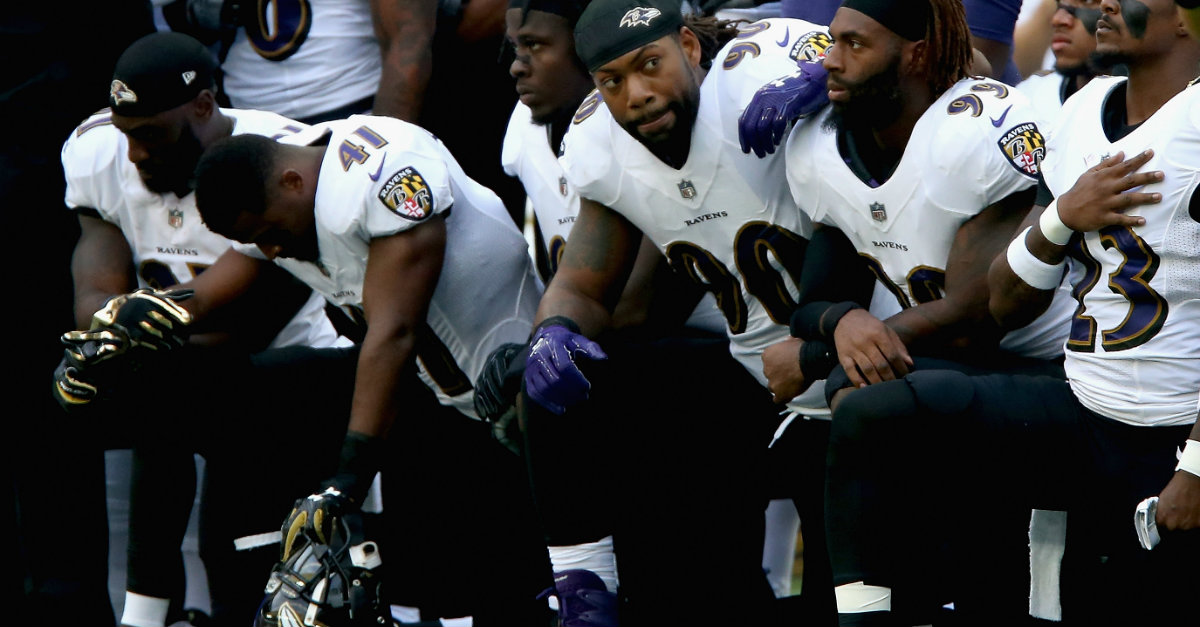 NFL Players Will No Longer Be Allowed to Kneel for National Anthem