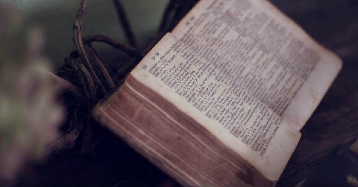 400-Year-Old Bible Discovered In Church's Cabinet