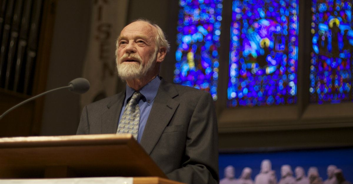 How Eugene Peterson Has Blessed Christianity