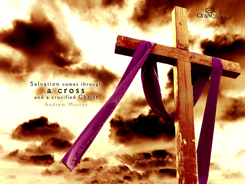 Cross and Christ