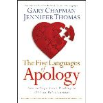 Beyond Love Languages: Learn Your Spouse's Apology Language