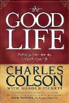 Colson's New Book Offers Seekers Secrets of 'The Good Life'