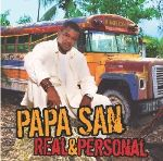 """Papa San Stands Apart With """"Real and Personal"""""""