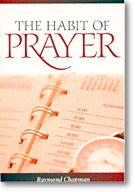 Get into the habit of prayer