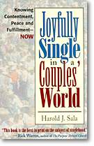 Be single - and happy about it