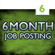 Single 6 Month Posting