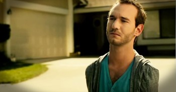 'Something More' - Touching Song From Nick Vujicic Will Give You Strength