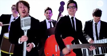Tenth Avenue North - Deck The Halls (Official Music Video)