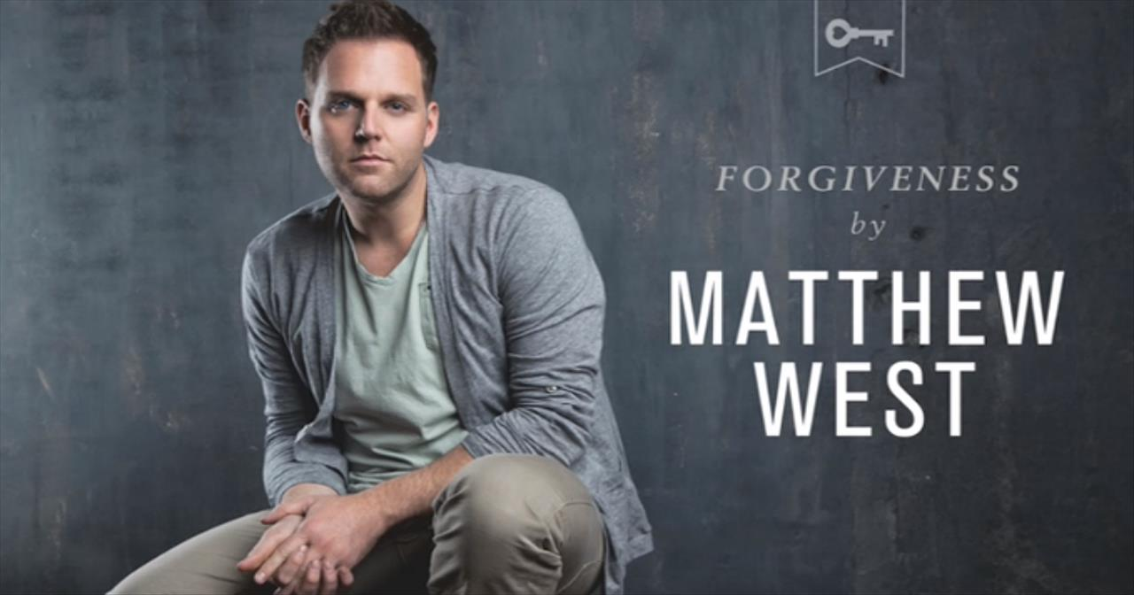 Matthew West - Forgiveness - Official Song Lyrics Video - Christian Music  Videos