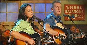 'That's What's Important To Me' - Joey+Rory Will Leave You With Tears