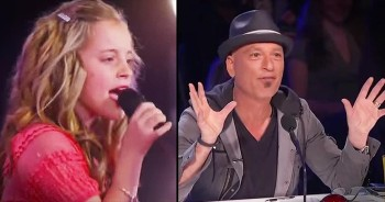 11-Year-Old Wins The Judges Hearts With Carrie Underwood Classic. WOW!